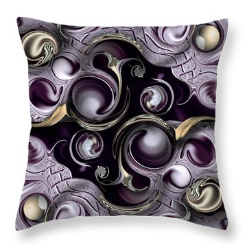 Hedonic Energy Throw Pillow