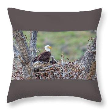 Heeney Home  Throw Pillow