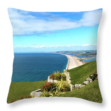 Heights Of Fortune Throw Pillow by Baggieoldboy