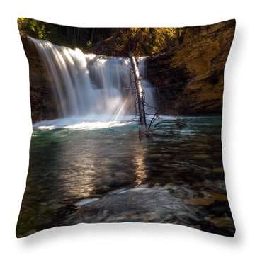 Heir Of Time Throw Pillow