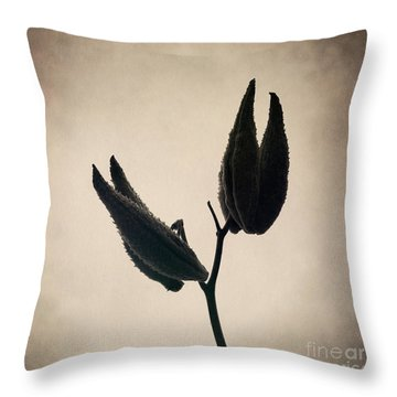 Held High Throw Pillow