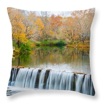 Helena Beauty Throw Pillow