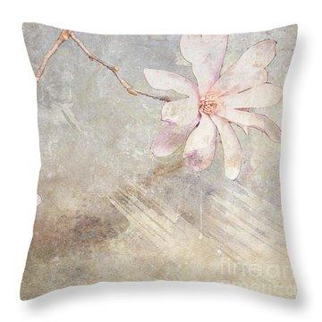 Helena Throw Pillow by Elaine Teague