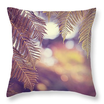 Throw Pillow featuring the photograph Hello Sunshine by Melanie Alexandra Price