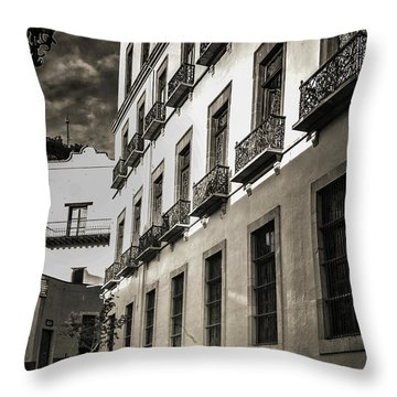 Hello Young Lovers Throw Pillow