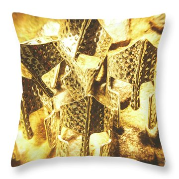 Ancient Greek Throw Pillows