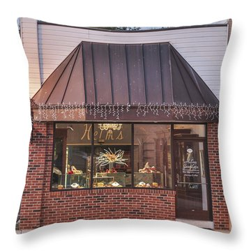 Helms Edit Throw Pillow