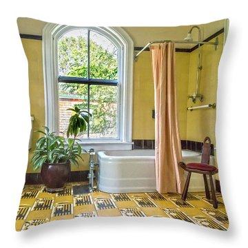 Hemingway House Throw Pillows