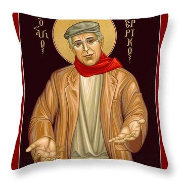 Henri Nouwen - Rlhen Throw Pillow