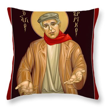 Henri Nouwen - Rlhen Throw Pillow