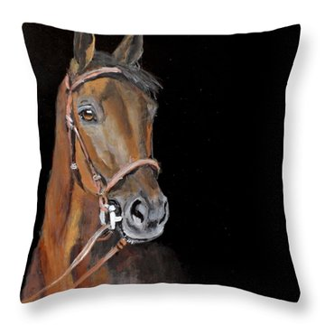Henry 2 Throw Pillow