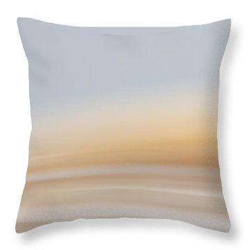 Her Heart Was Magical Throw Pillow by Yvette Van Teeffelen