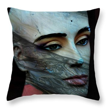 Her Issues My Her Throw Pillow