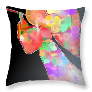 Herald Throw Pillow