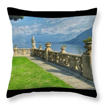 Here Is The Other Shot I Promised Throw Pillow