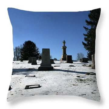 Here Without You  Throw Pillow