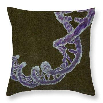 Heredity Throw Pillow