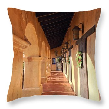 Heritage Throw Pillow