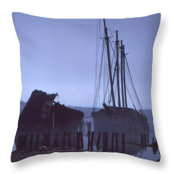 Hesper And Luther Little Throw Pillow