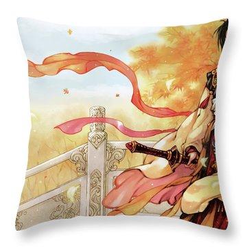 Hetalia Axis Powers Throw Pillow