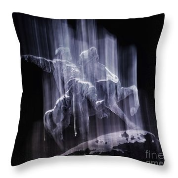 Hetman Throw Pillow