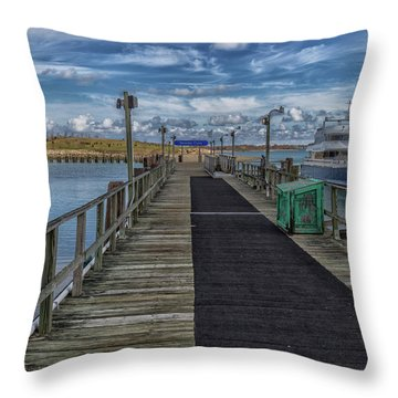 Hewitts Cove Throw Pillow