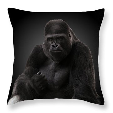 Hey There. Throw Pillow