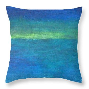 HGB Throw Pillow