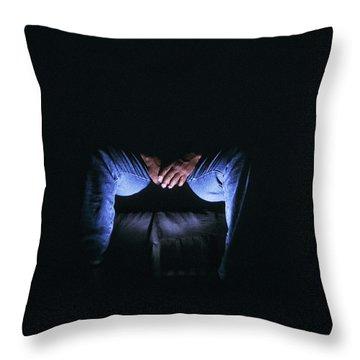 Hidden Lives Throw Pillow