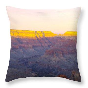 Hidden Treasure Throw Pillow by Adam Cornelison