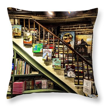 Throw Pillow featuring the photograph Hidden Treasures by Anthony Baatz