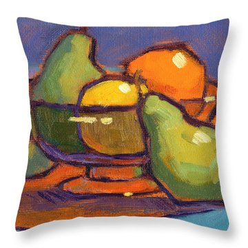 Hide And Seek 2 Throw Pillow