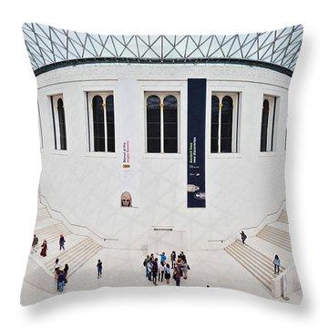 Bloomsbury Throw Pillows