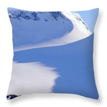 High Country, Norway Throw Pillow