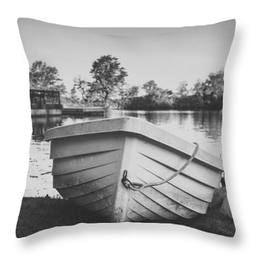 High N' Dry Throw Pillow