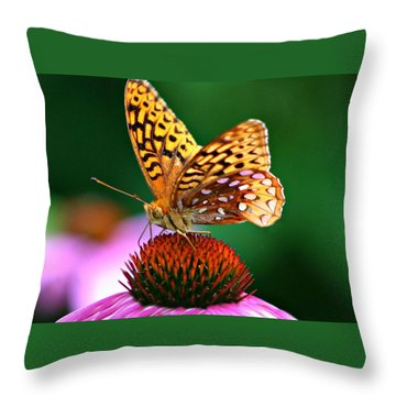 High Performance Throw Pillow