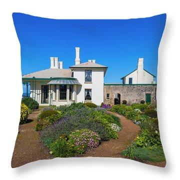 Highfield House Throw Pillow