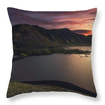 Highland Throw Pillows