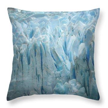 Highlighter Ice Throw Pillow