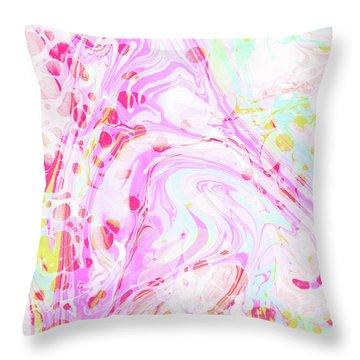 Hiraeth Throw Pillow by Uma Gokhale