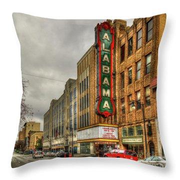 Birmingham Al Throw Pillows Fine Art America Gorgeous Home Decor Stores In Birmingham Al