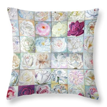 History Of Art Throw Pillow
