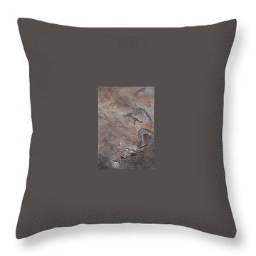 Hitofuki The Dragon Throw Pillow