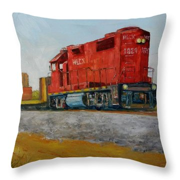 Hlcx 1824 Throw Pillow