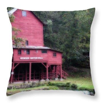 Hodgson Mill Throw Pillow
