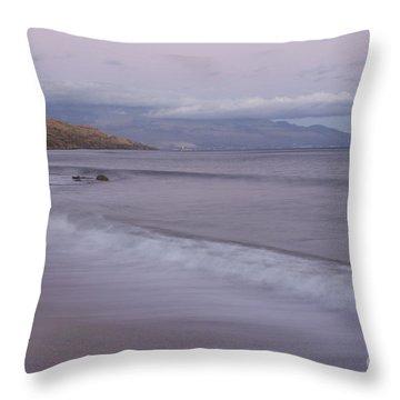 Hoku Hookele Waa O Papalaua Throw Pillow by Sharon Mau