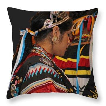 Holata Throw Pillow