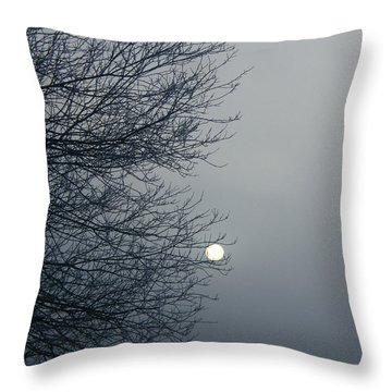 Hold Me - Halt Mich Throw Pillow