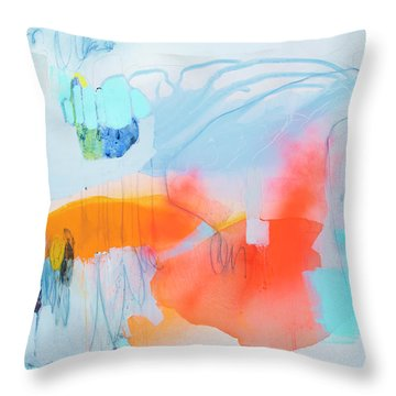 Hold Out Throw Pillow