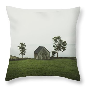 Holding On To Memories Throw Pillow